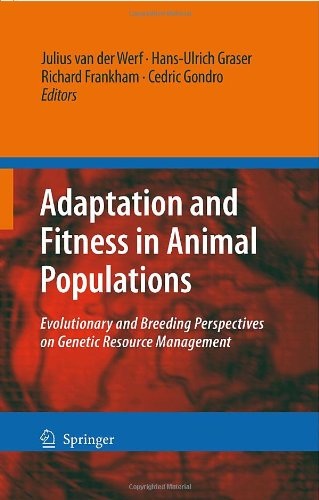 Adaptation and Fitness in Animal Populations free download