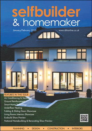 Selfbuilder & Homemaker - January / February 2015 free download