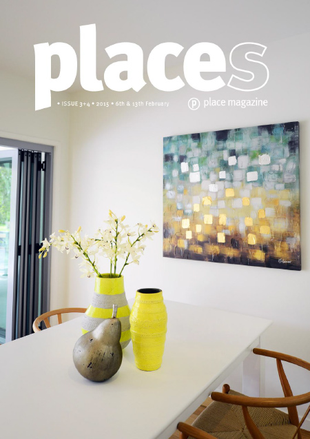 Places Magazine #3+4 - February 2015 free download