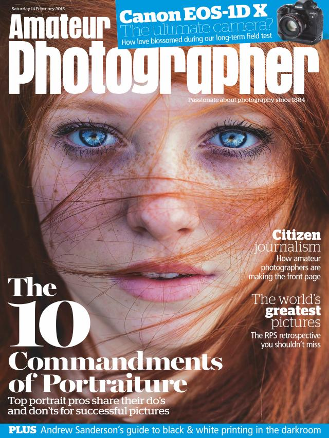 Amateur Photographer - 14 February 2015 free download
