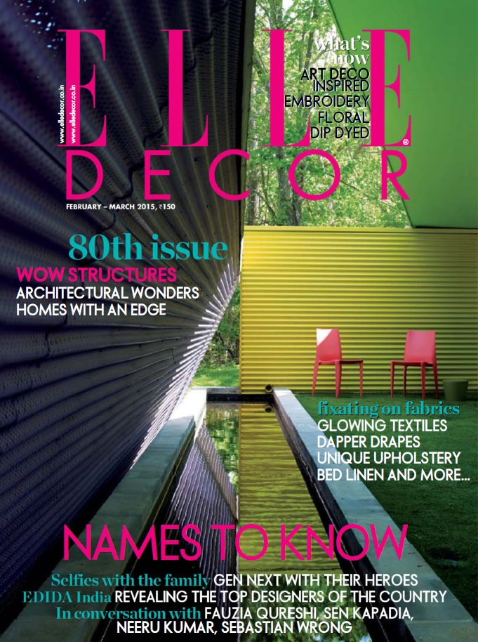 Elle Decor India - February-March 2015 free download