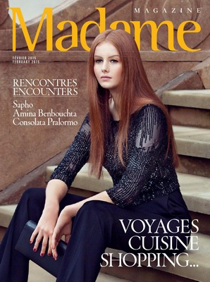 Madame Magazine - February 2015 free download