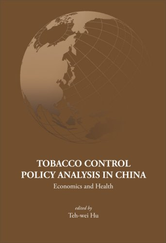 Tobacco Control Policy Analysis In China (Series on Contemporary China) free download