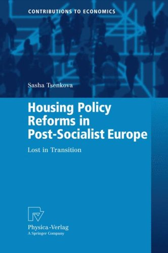 Housing Policy Reforms in Post-Socialist Europe: Lost in Transition free download
