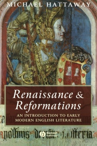 Renaissance and Reformations: An Introduction to Early Modern English Literature free download