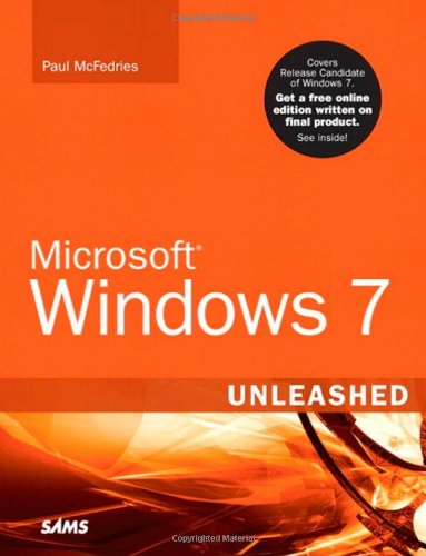Microsoft Windows 7 Unleashed free download