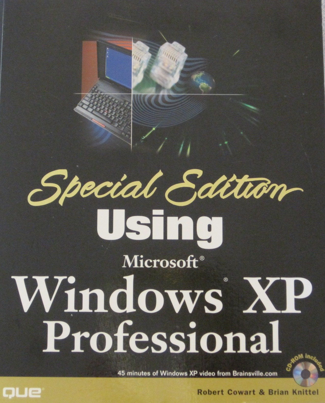 Special Edition Using Windows XP Professional free download