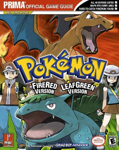 Pokemon Fire Red & Leaf Green free download