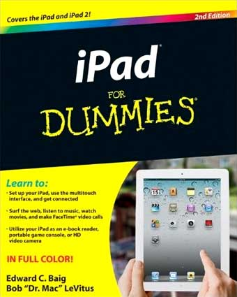 iPad For Dummies, 2 edition free download