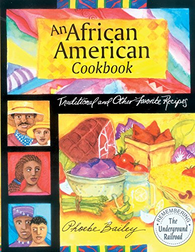 African American Cookbook: Traditional And Other Favorite Recipes free download