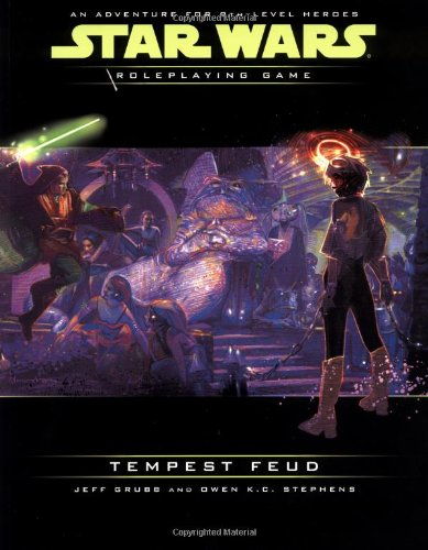 Star Wars: Tempest Feud - Roleplaying Game free download
