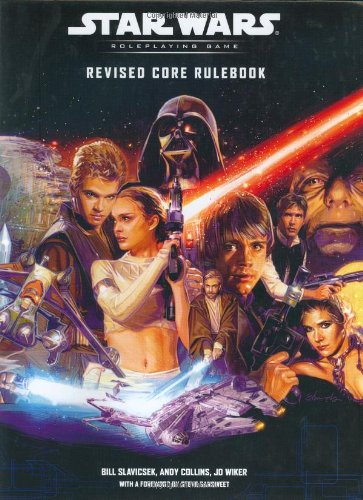 Star Wars: Revised Core Rulebook - Roleplaying Game free download