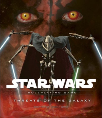 Star Wars: Threats of the Galaxy - Roleplaying Game free download
