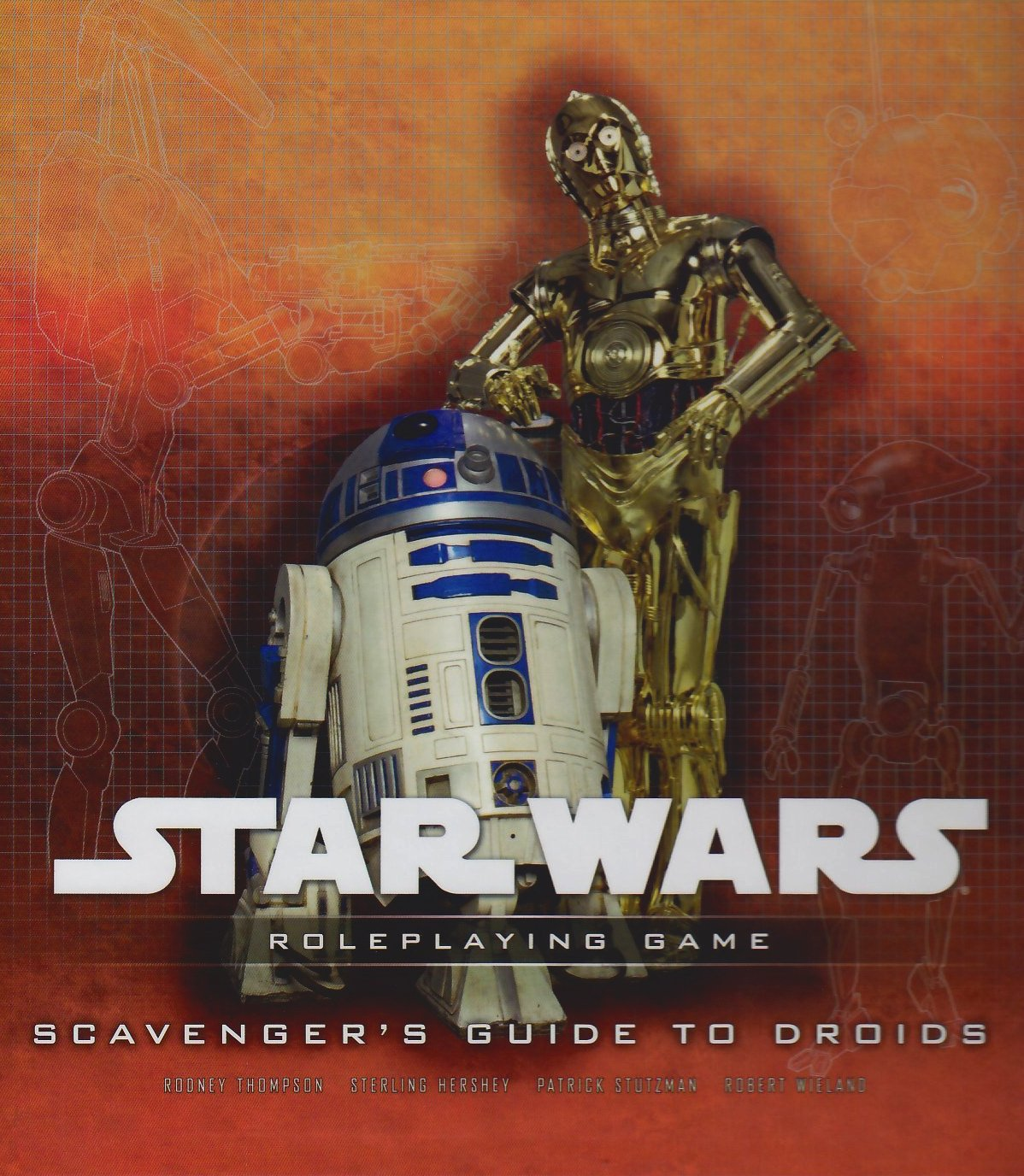 Star Wars: Scavenger's Guide to Droids - Roleplaying Game free download