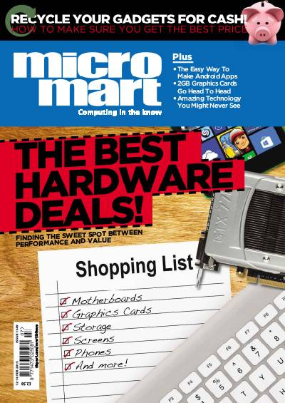 Micro Mart UK No 1349 - 12 February 2015 - Free eBooks Download