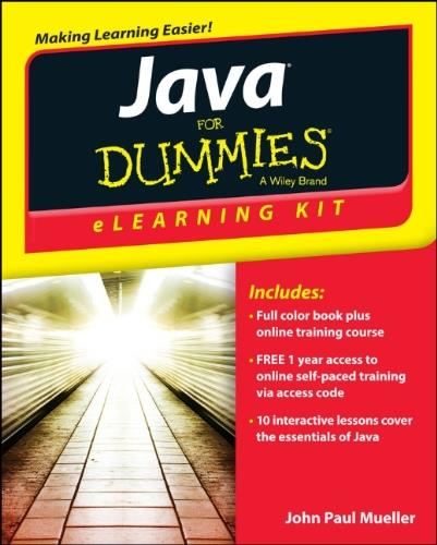 Java eLearning Kit For Dummies free download