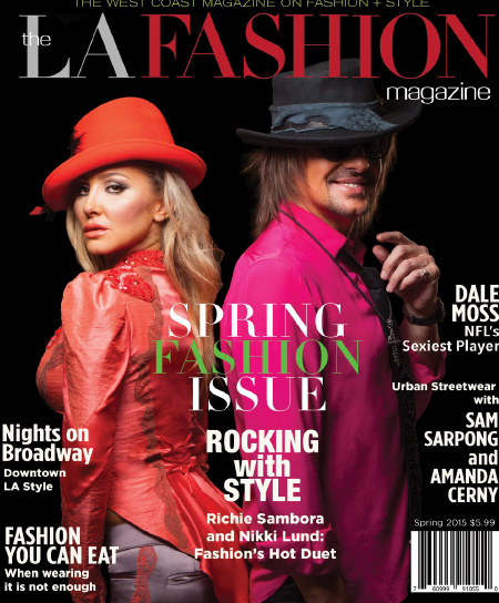 The LA Fashion - Spring 2015 free download