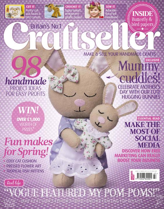 Craftseller UK - March 2015 free download