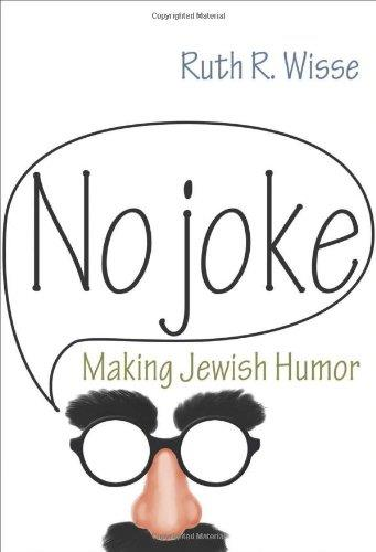 No Joke: Making Jewish Humor free download