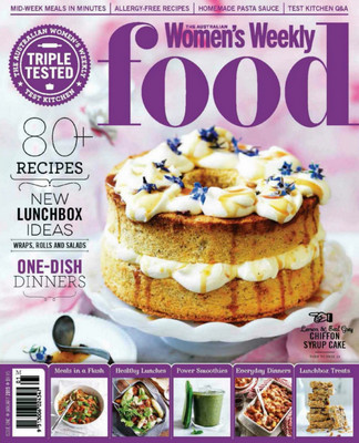 The Australian Womens Weekly Food - January 2015 free download
