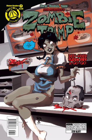 Zombie Tramp v3 007 (2015) free download