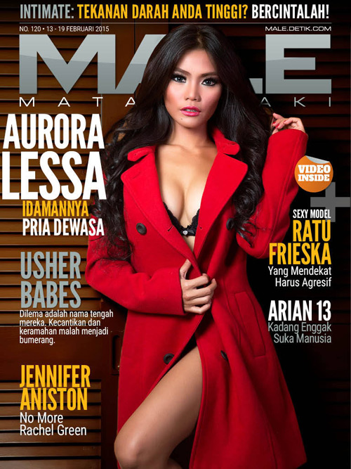 Male - No.120, 13-19 Februari 2015 free download