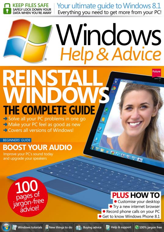 Windows Help & Advice - March 2015 free download