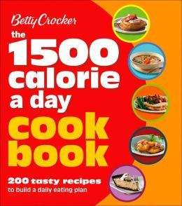 Betty Crocker 1500 Calorie a Day Cookbook free download