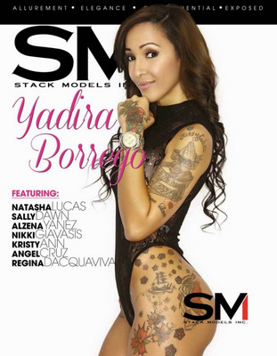 Stack Models Magazine - Issue 12, 2015 (Yadria Borrego Cover) download dree