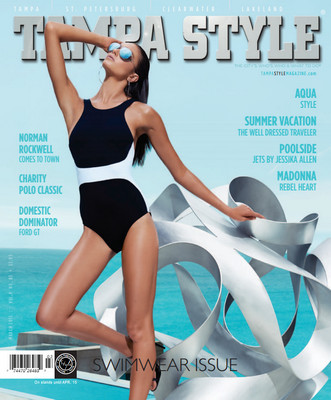 Tampa Style - March 2015 free download