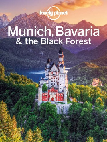 Lonely Planet Munich, Bavaria & the Black Forest (Travel Guide) free download