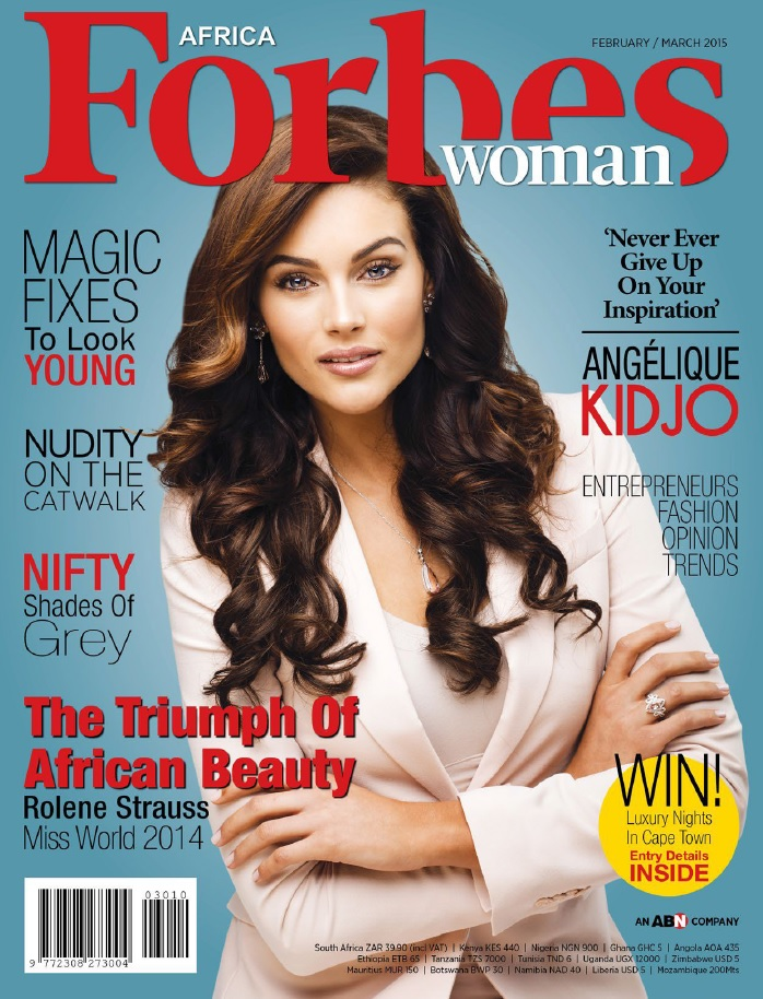 Forbes Woman Africa - February-March 2015 free download