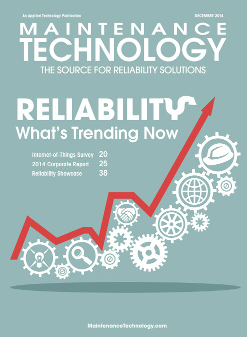 Maintenance Technology - December 2014 free download
