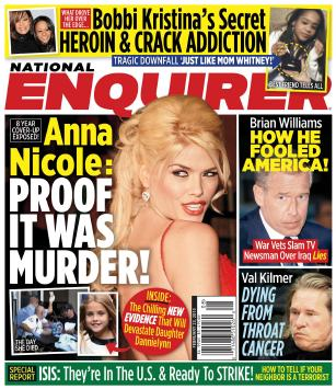 National Enquirer - 23 February 2015 free download