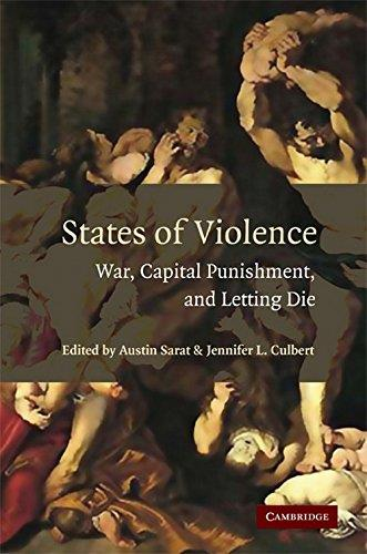 States of Violence: War, Capital Punishment, and Letting Die free download