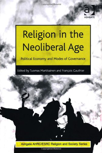 Religion in the Neoliberal Age: Political Economy and Modes of Governance free download