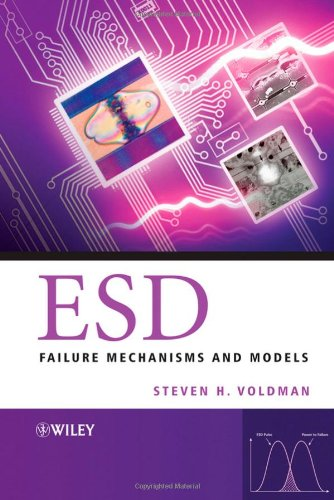 ESD: Failure Mechanisms and Models free download