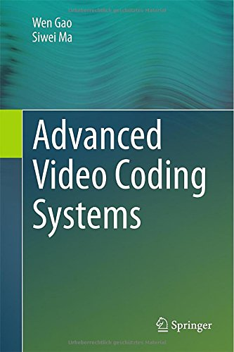 Advanced Video Coding Systems free download