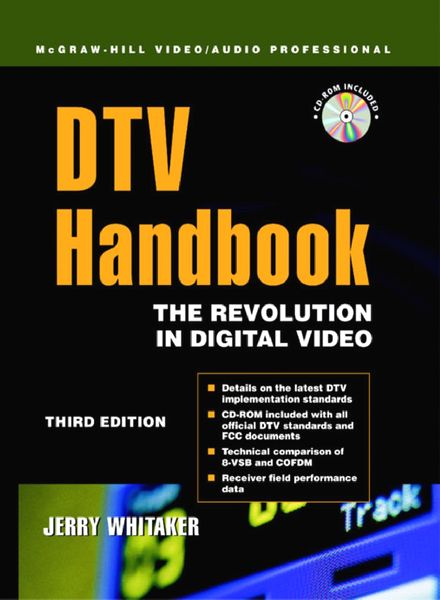 DTV: The Revolution in Digital Video - Jerry Whitaker free download