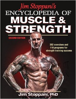 Jim Stoppani's Encyclopedia of Muscle & Strength free download