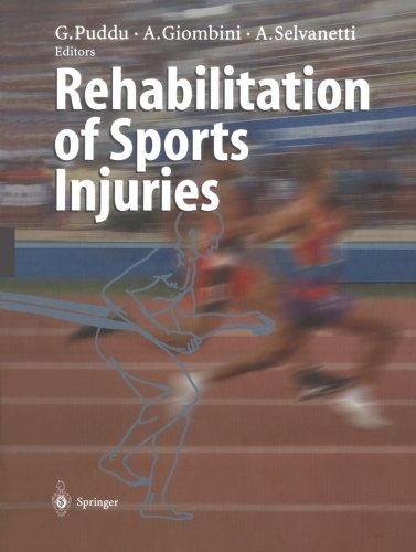 Rehabilitation of Sports Injuries: Current Concepts free download