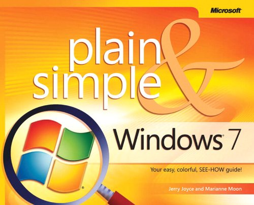Windows 7 Plain & Simple free download