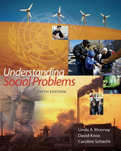 Understanding Social Problems, 5th edition free download