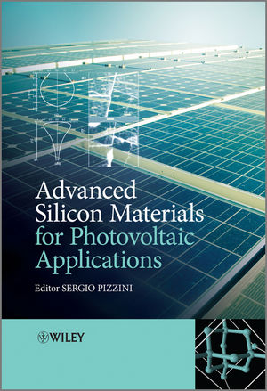 Advanced Silicon Materials for Photovoltaic Applications free download