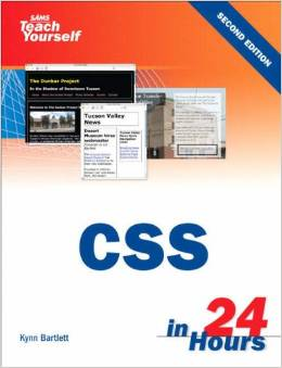 Sams Teach Yourself CSS in 24 Hours (2nd Edition) free download