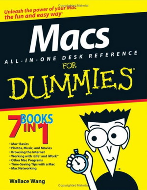 Macs All-in-One Desk Reference For Dummies (For Dummies (Computers)) free download