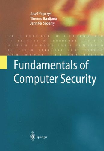 Fundamentals of Computer Security free download