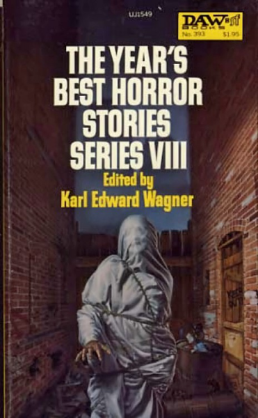 The Year's Best Horror Stories VIII edited free download