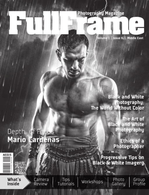 FullFrame Photography Magazine - Issue 6, 2012 (Black & White Photography Issue) free download