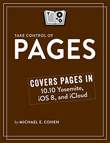 Take Control of Pages free download